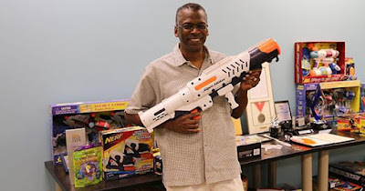 Lonnie Johnson, Black inventor of the Super Soaker and Nerf