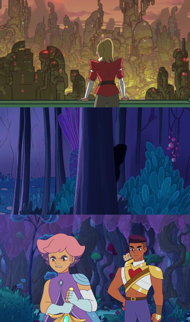 She-Ra y las princesas del poder Temporada 1 Completa HD 720p Latino Dual