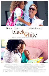 Black or White Poster