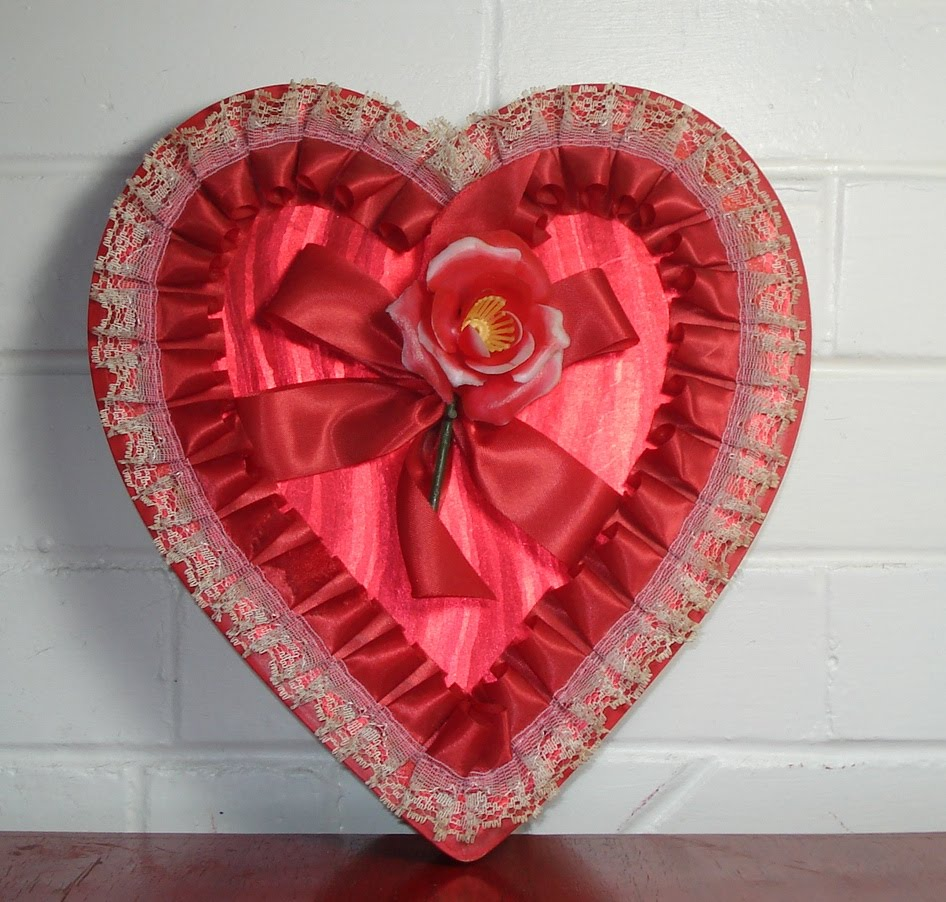 Maison Decor Vintage Valentine Candy Boxes