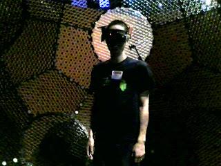 VirtuSphere game