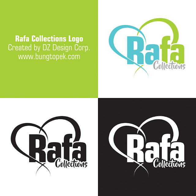 Logo Rafa Collections