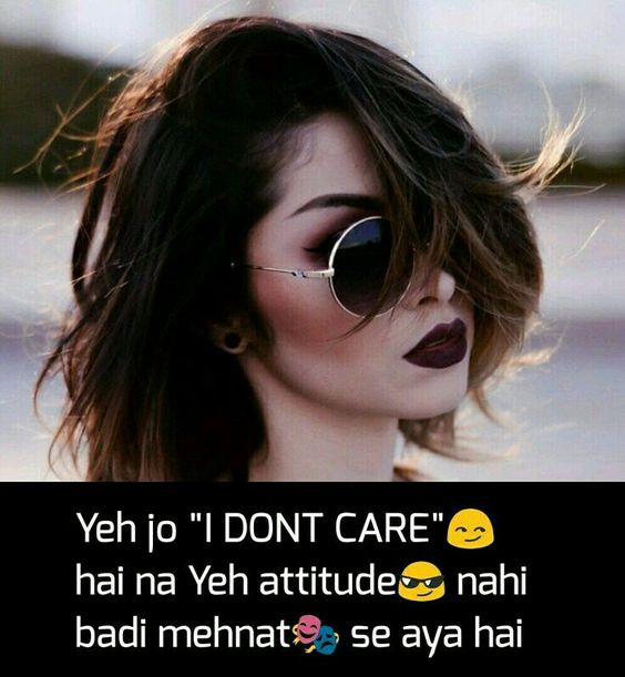 Attitude Girl Dp Whatsapp Images