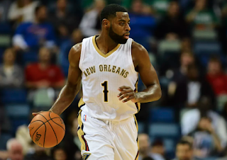 Angel Brinks Baby Daddy, Tyreke Evans