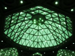 Detalhe da Claraboia das Galerias Pacífico, Buenos Aires
