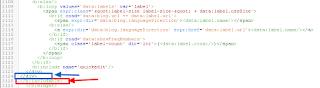 Cara Mudah Membuat Dan Memasang Scroll Pada Label Blog