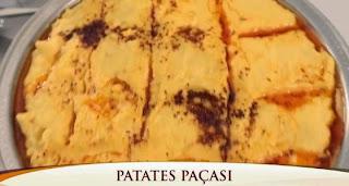 Nurselin Mutfağı Patates Paçası Tarifi