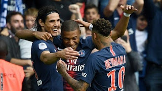 PSG Bounce Back From European League Exit