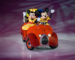 Disney on Ice, Disney