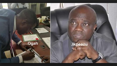 Reactions Over Two Governors…Ikpeazu & Ogah…In Abia