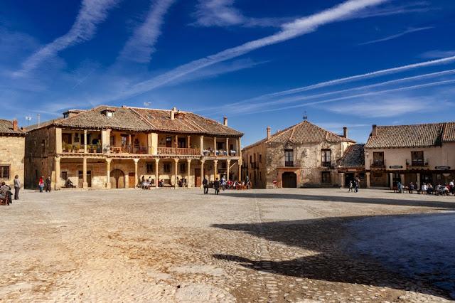 Pedraza, Segovia (Castilla y León)