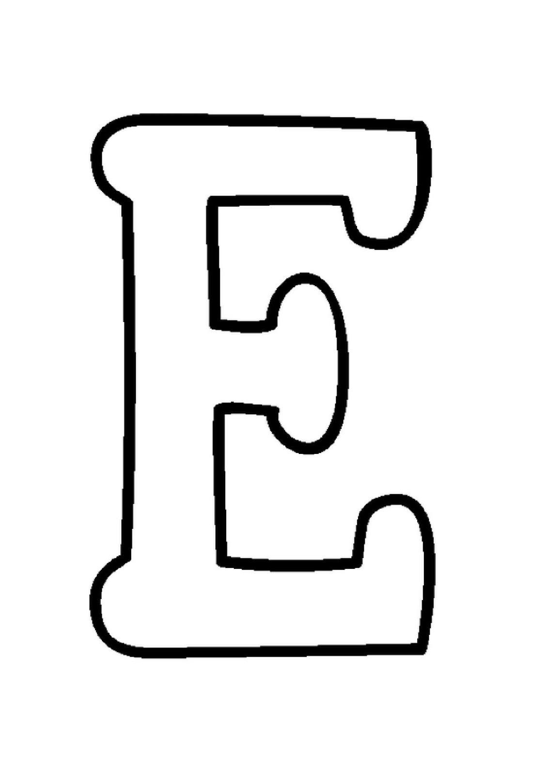 Moldes de letras e numerais tamanho ofício para imprimir