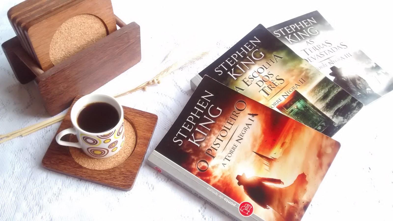 { RESENHA } O PISTOLEIRO - STEPHEN KING - A TORRE NEGRA #1