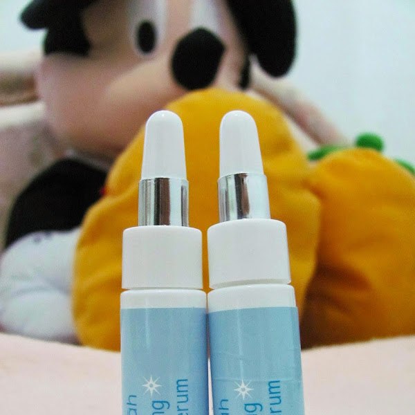 Review Wardah Lightening Facial Serum