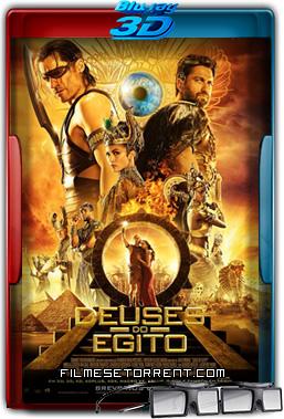 Deuses do Egito Torrent 2016 1080p 3D Half-SBS