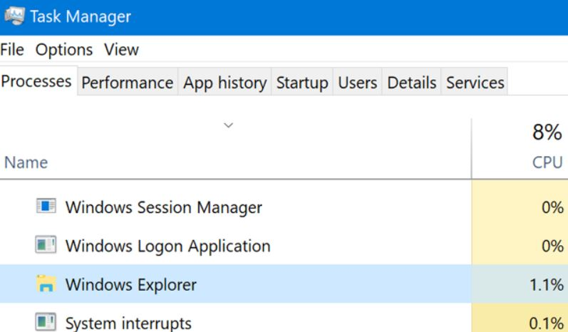 كيفية-إعادة- تشغيل-عملية-Explorer.exe-في-ويندوز-ومتى-تفعل-ذلك ؟