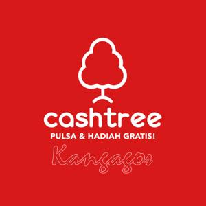 cashtree pulsa gratis