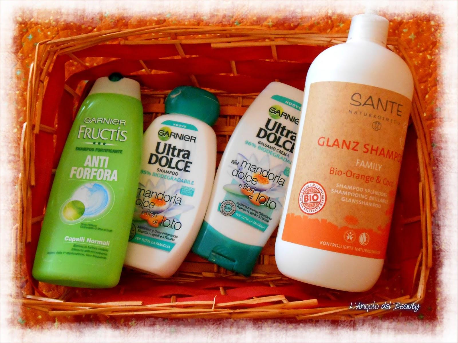 In questi mesi sono riuscita a eliminare un bel po  di shampoo che mi  giravano attorno da mesi 1101df794532