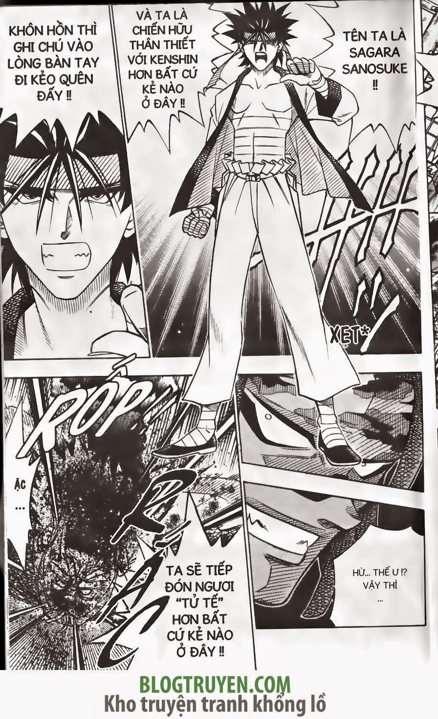 Rurouni Kenshin chap 159 trang 5