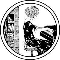Piyano çalan kadın