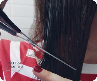 corte de pelo en casa