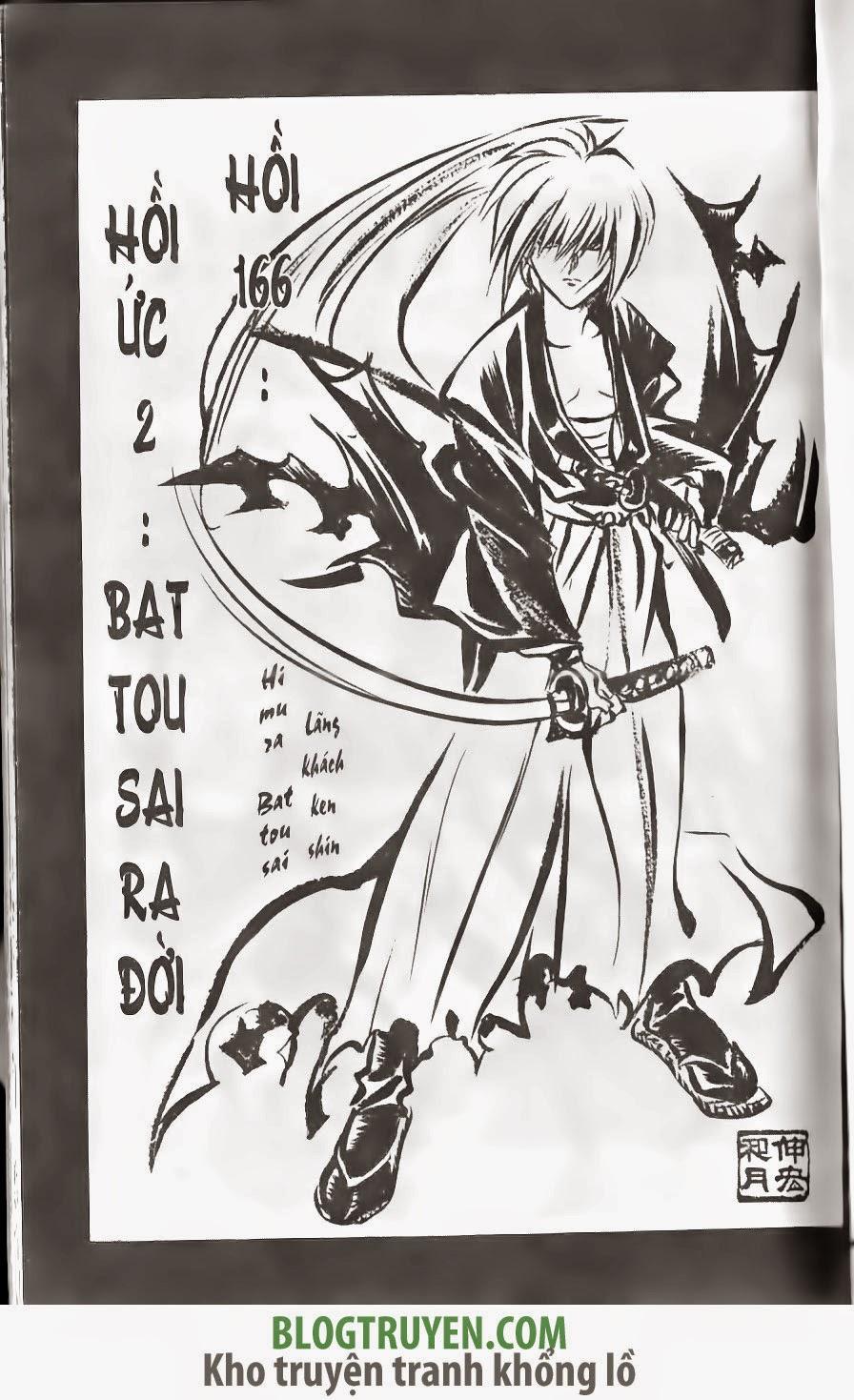 Rurouni Kenshin chap 166 trang 2