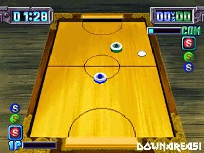 Air Hockey PSX Game