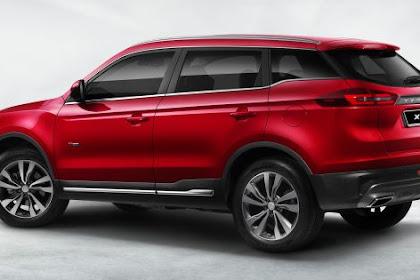 17 Fakta Menarik Tentang Proton SUV X70