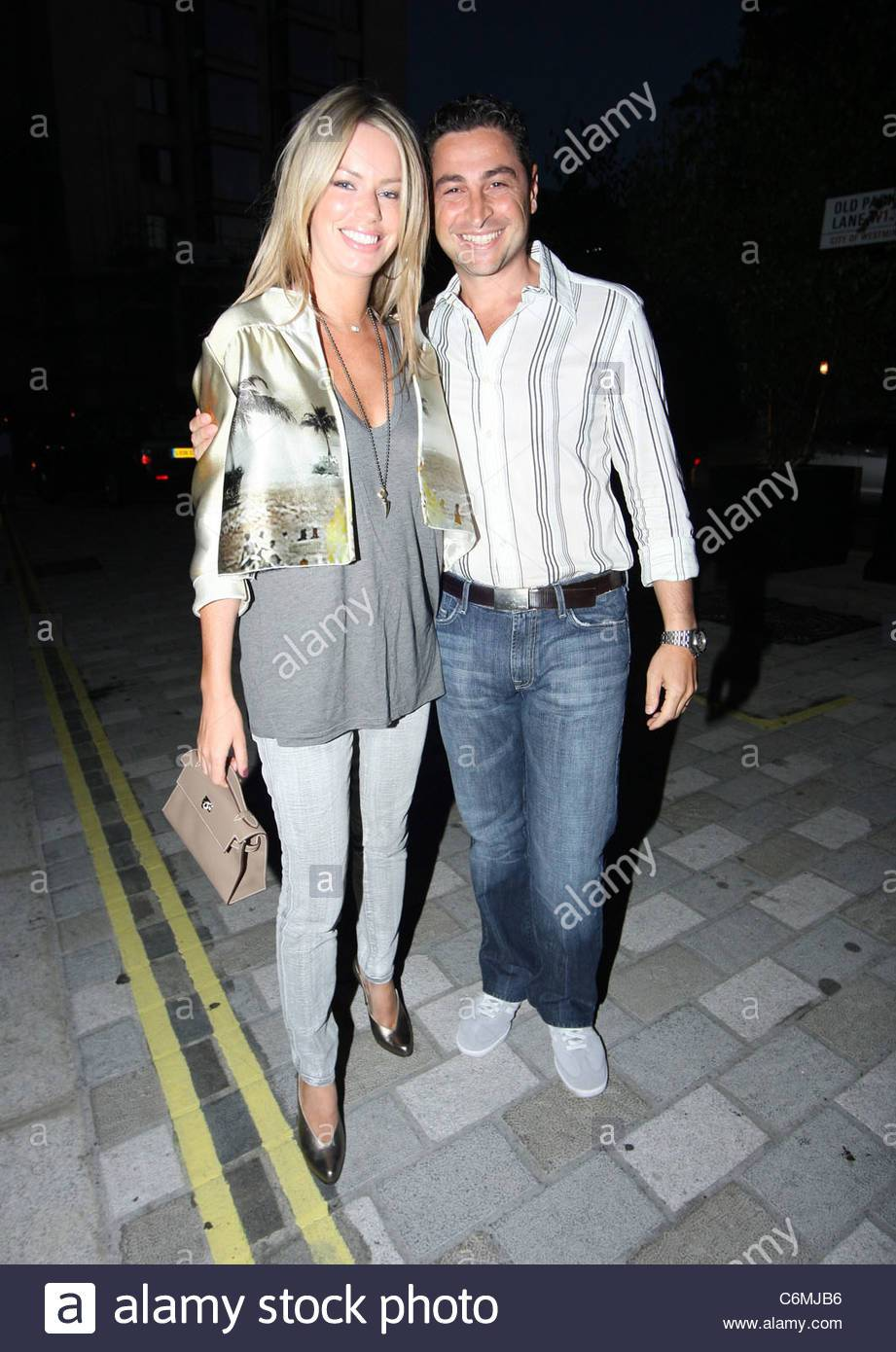 caroline stanbury husband - Who is Caroline Stanbury from Ladies of London and how does she