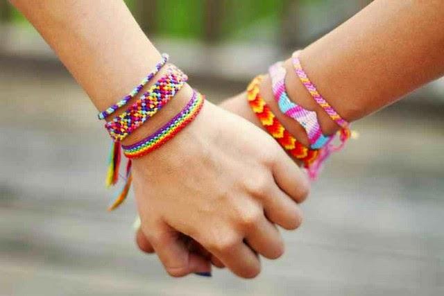 Amato Le Abitudini Del Successo: 35 Frasi sugli Amici e sull'Amicizia  HV74