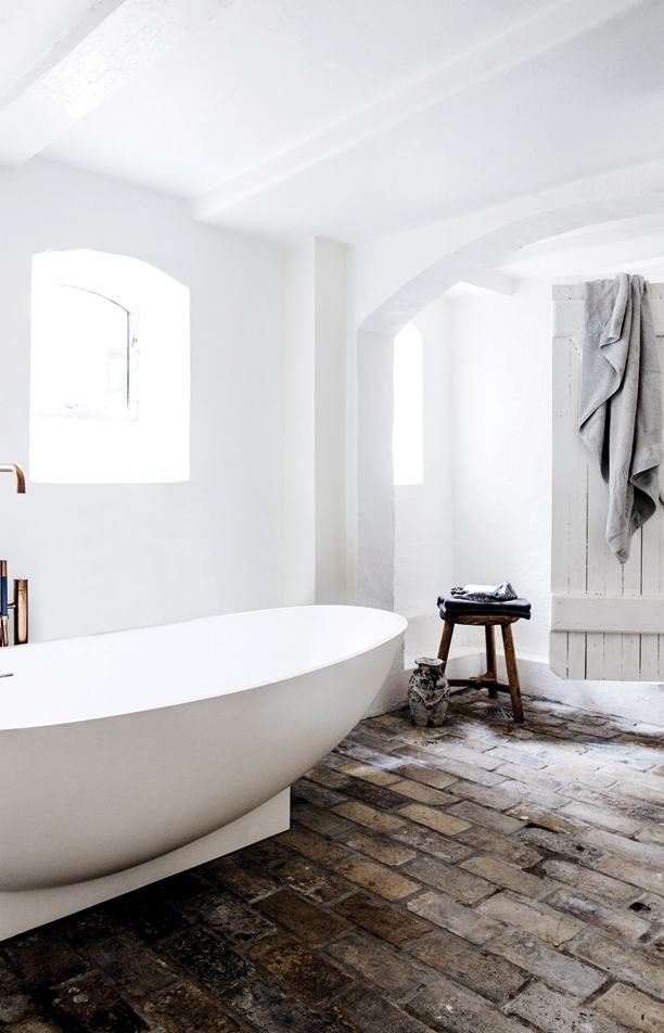 T d c a beautiful home renovation in denmark for D i y bathroom renovations