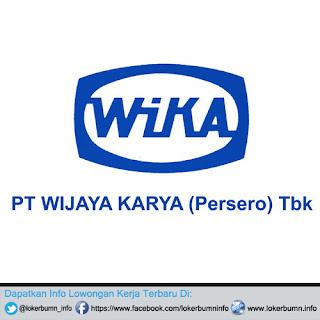 Lowongan Kerja BUMN PT Wijaya Karya (Persero), Tbk 2017
