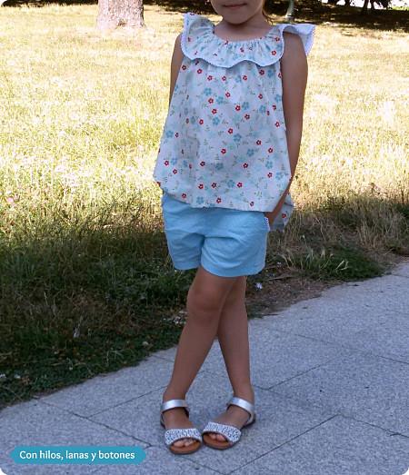 Con hilos, lanas y botones: En julio nos viste mamá. Recopilatorio segunda quincena