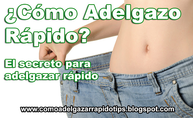 perder peso wikihow