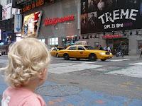 En famille à New York