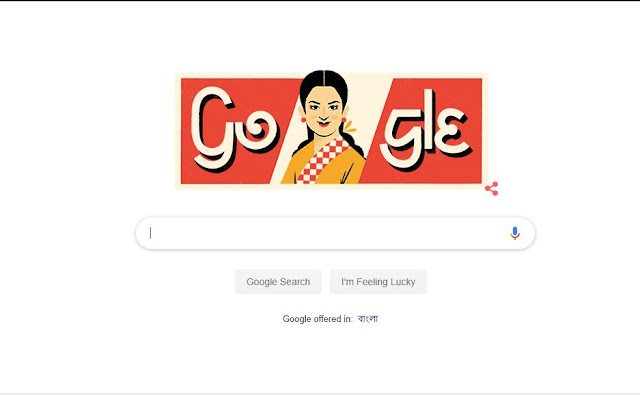 Google doodle marks 73rd birth anniversary of actor Rosy Afsari | Rosy Afsari