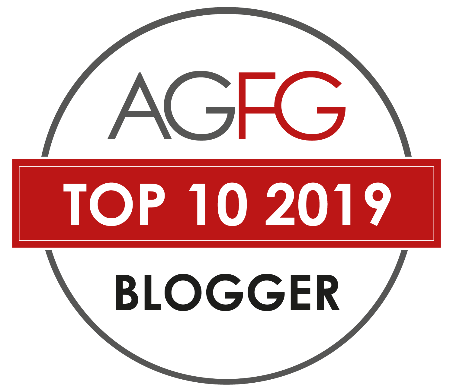 Top 10 AGFG Blogger 2019