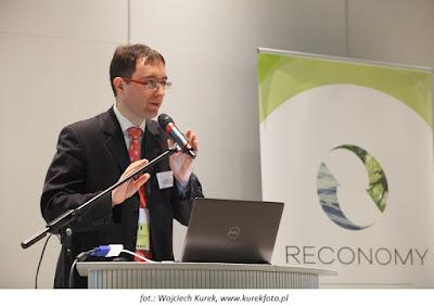 Prezentacja Stowarzyszenia Polski Ruch CP - Prezes Zarządu, Michał Jan Cichy