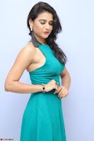 Priya Singh in a sleeveless Green Gown at Manasainodu music launch 011.08.2017 ~ Exclusive Celebrity Galleries 042.JPG