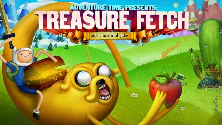 ... Tesouro) Adventure Time Apk v1.0 [Normal + Mod] | Games Android Hvga