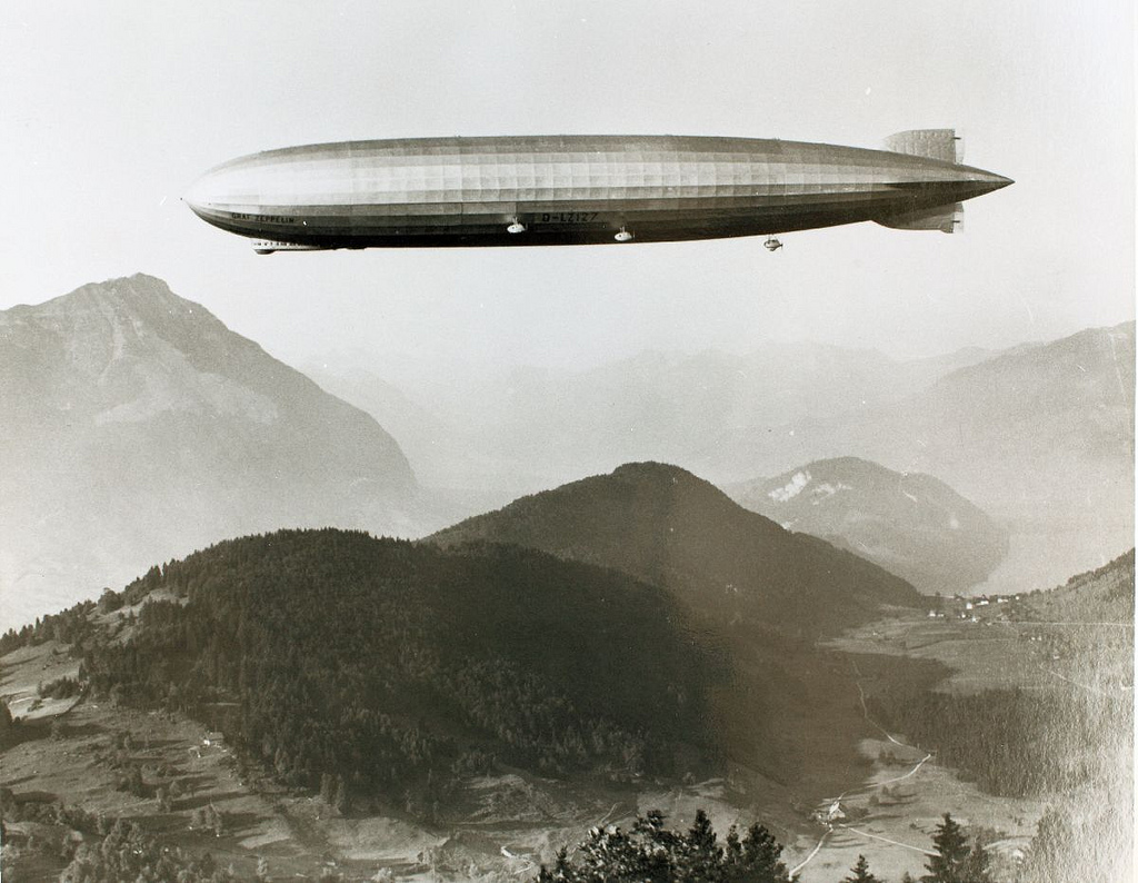 The Passion of Former Days: Zeppelin!