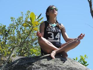 yoga sebagai cara menurunkan kolesterol secara alami