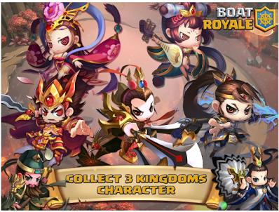 Boat Royale Apk v1.8 Mod