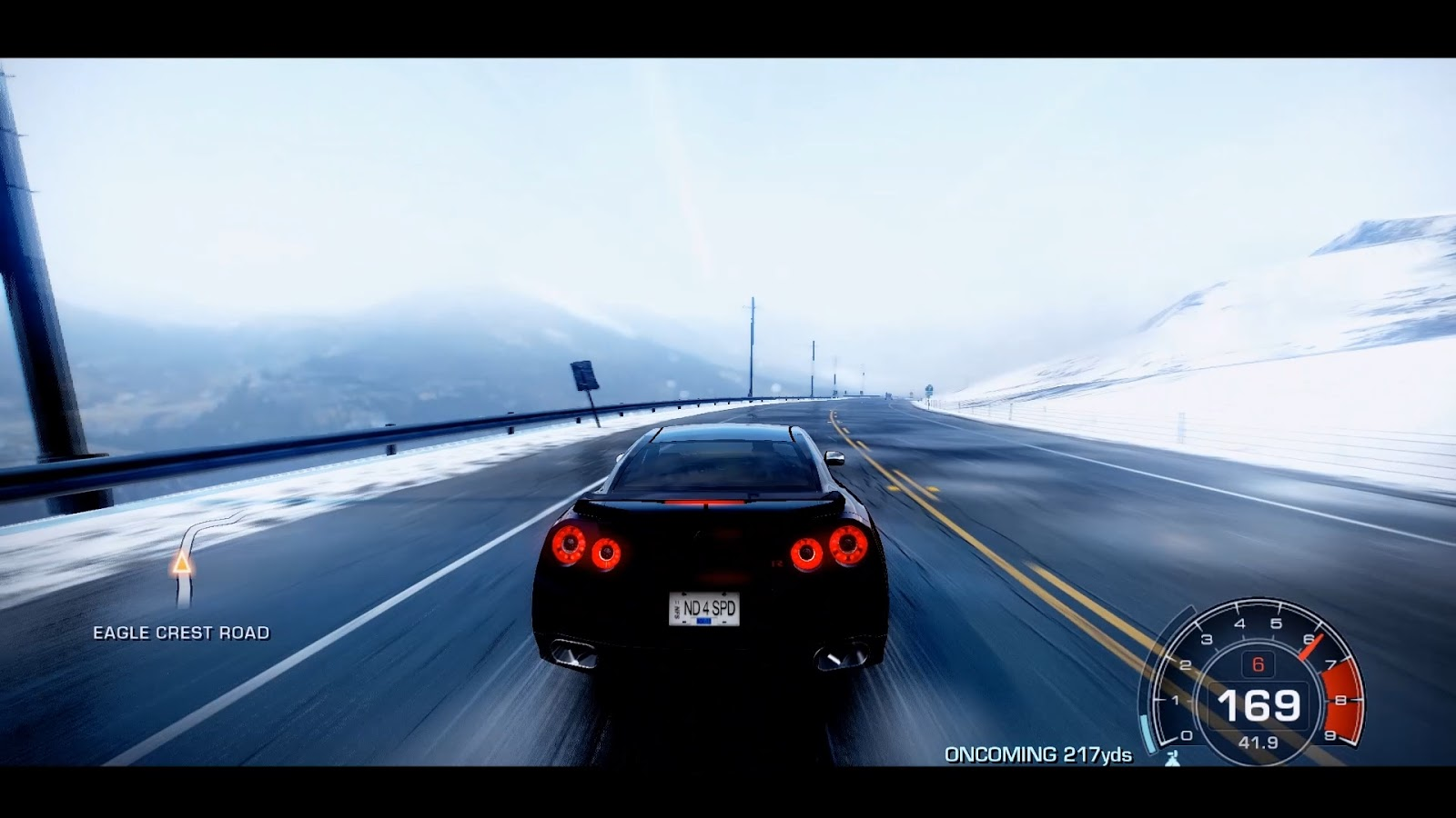Need for Speed Hot Pursuit Ultra Realistic Graphics Mod 2017