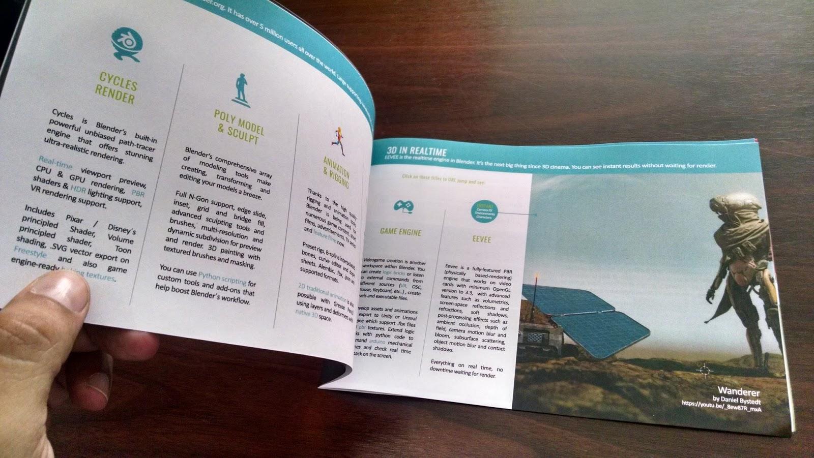 Reference pdf blender manual