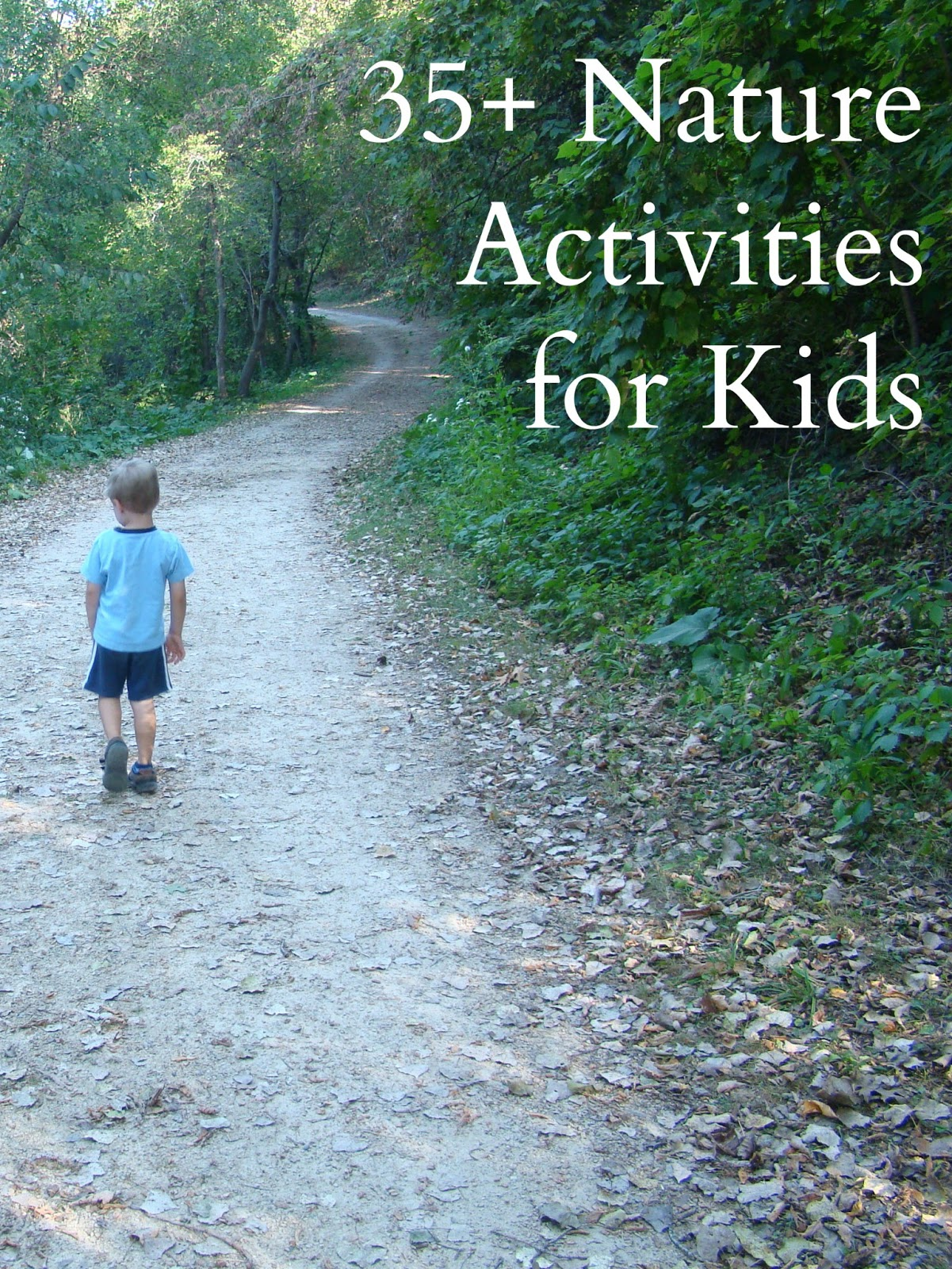 35 Nature Activities Kid S Co Op Reading Confetti