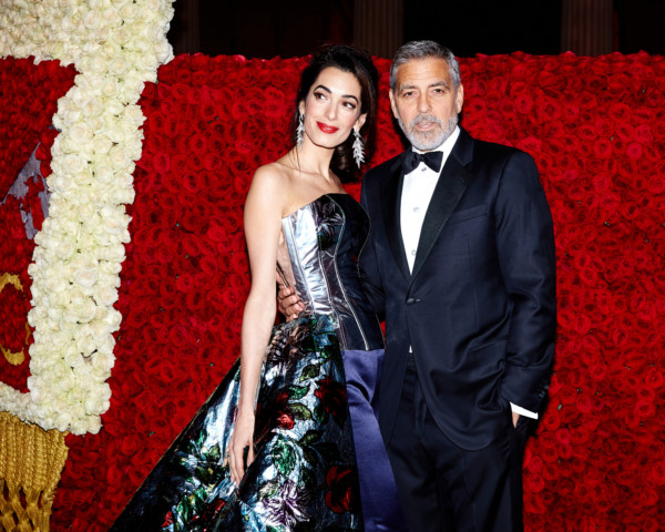 Amal & George Clooney donate $100,000 to Foundation helping Immigrant Children separated from Families