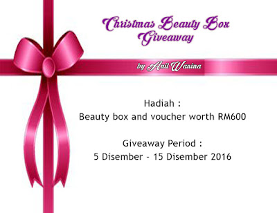 giveaway beauty products