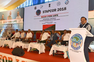 STAPCOR 2018: International Conference on Protection of Coral Reefs