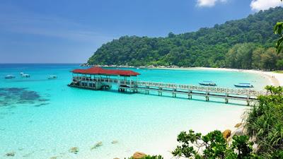 Percutian Menarik di Pulau Perhentian
